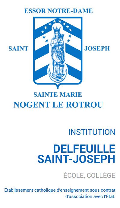 ECOLE COLLEGE - INSTITUTION DELFEUILLE SAINT-JOSEPH - NOGENT LE ROTROU