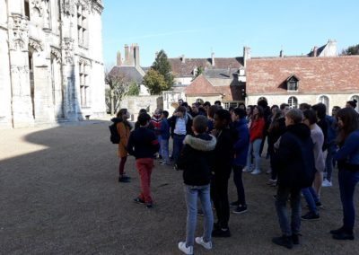 Collège Delfeuille Nogent le Rotrou